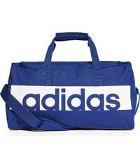 b931261f9d3f1 adidas PERFORMANCE Modrá športová taška Linear Performance Duffel bag