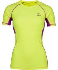 Dámské funkční tričko KILPI COMBO-W žlutá (kolekce 2018) 97548ef274