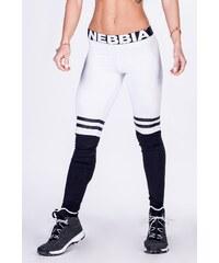 Nebbia legíny Over the knee Bílé 1f255bdd46