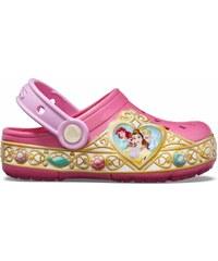 Dětské boty Crocs Crocband Disney Princess růžová c94a056089