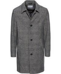 500a227bf9 Esprit Collection Prechodný kabát  Check Mac Coat  Sivá