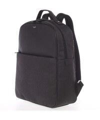 KONO šedý elegantní batoh nepromokavý s USB portem UNISEX - Glami.cz c790e033fe