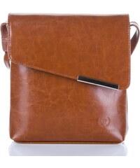 Dámská kožená kabelka přes rameno Paolo Peruzzi 1404-PP více barev e1219856582