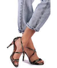 83bd56111d Menbur Viacfarebné sandále Latina
