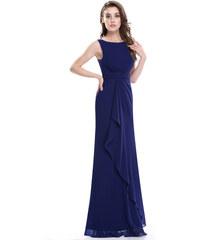 Dámské elegantní modré šaty Ever Pretty 8796 2be01c8d97
