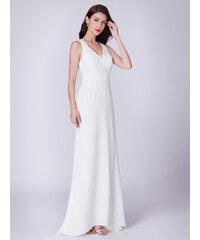 Ever Pretty úchvatné bílé šaty 7385 529212eb1d