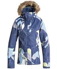78ca1dbd911 Dámská zimní bunda Roxy JET SKI JK CROWN BLUE BOLD PETAL L