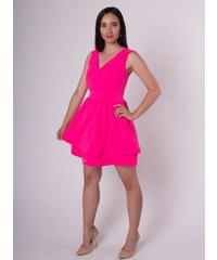 3989247d60c Ružové Spoločenské Zlacnené Šaty - Glami.sk
