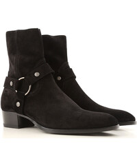 52c3a42d26 Yves Saint Laurent Vysoké boty pro muže Ve výprodeji