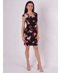035d7f56445 MAT STYLE Dámske čierne elegantné business šaty