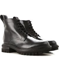 957794766a Dsquared Vysoké boty pro muže Ve výprodeji