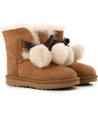 UGG Dětské boty pro dívky Ve výprodeji f2cdc13367