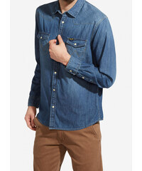 Džínové pánské košile z obchodu Jeans-Shop.cz - Glami.cz 3294ed3169