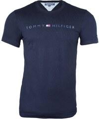 Tommy Hilfiger tmavě modré pánská trička a tílka - Glami.cz c64a926caf6