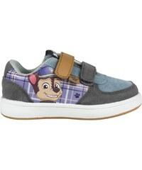 Disney Brand Chlapčenské tenisky Paw Patrol - šedo-modré fdb88504c3b