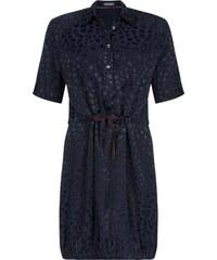 TOMMY HILFIGER Košilové šaty  SAGE DRESS SS  noční modrá 3ec59de158c