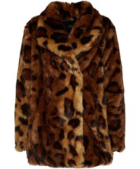 ONLY Zimní kabát  onlJULIANE  hnědá 9a0cab25ab