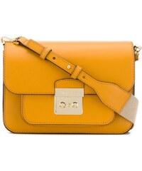 Michael Michael Kors Sloan Editor shoulder bag - Orange 621e5790503