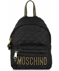 122734a78e0 Batoh Moschino Quilted Stud Backpack