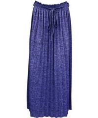 d91341ee18d8 Made in Italy Dlouhá plisovaná sukně úplet