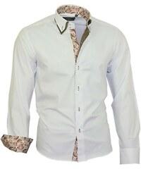 a1aaa460f2c BINDER DE LUXE košile pánská 81711 s dlouhým rukávem paisley