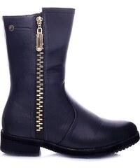 42da3c80a2a Elegantní dámské kozačky a kotníkové boty