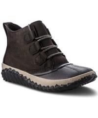 Magasított cipő SOREL - Out N About Plus NL3069 Black 010 aa987c6e84