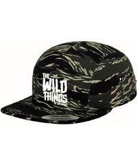WCC - Sapka The Wild Things Jockey Camo Snapback ee70c22aa2
