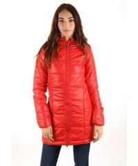 Pepe Jeans dámský červený kabát Tami 5c2f83e4608