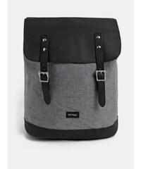 9832185d93 Čierno–sivý batoh Spiral Soho 16 l
