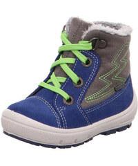 Superfit 3-09306-81 detské zimné topánky GROOVY zelená 25 394da3917db