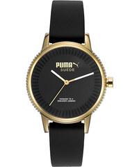 Černé sportovní dámské hodinky - Glami.cz 8aa359554b
