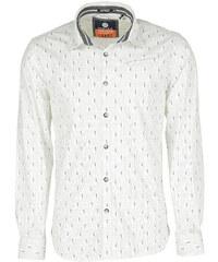 Noize Pánská košile White 4346106-00 012b5df1a0