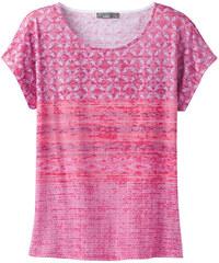 Prana Dámské triko Harlene Top Cosmo Pink Milos 79b70fe25dc