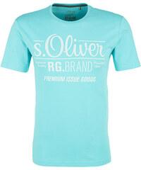 Oliver Pánské tričko 03.899.32.4501.6141 Pool Water c651b072a2