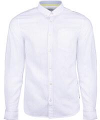 s.Oliver Pánská košile 13.802.21.2921.0100 White b5bd8bc0dc