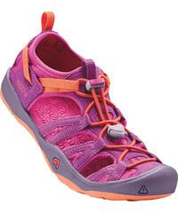 b0d7525d9633 KEEN Detské sandále Moxie Sandal Purple Wine Nasturtium JUNIOR