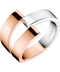 Calvin Klein Luxusní bicolor prsten Truly KJ8JPR2001 b9cdb712c0