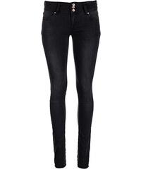 Cars Jeans Dámské černé kalhoty Abigail Blackused 7931801.33 68f7de88444