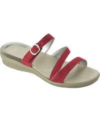 94b18b343669 Scholl Dámske papuče Elinor Gelactiv Red F265241051