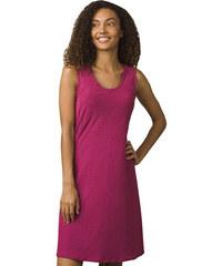 Prana Dámské šaty Calico Dress Cosmo Pink f3b73a7734c