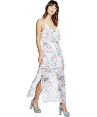 Guess Dámské šaty Laurel Maxi Dress 40261b6fe14