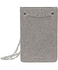 Tamaris Elegantné puzdro Carola Phone Bag 7804172-941 Silver 1c26ba12fb3