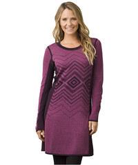 Prana Dámské šaty Delia Dress Sangria 8a479d2c09