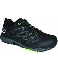 cafc28cf758b LOAP Pánske outdoorové topánky Jenner Black Green Flash HSM18151-V11N