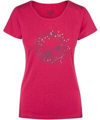 de740a9b1052 LOAP Dámske tričko Anya Raspberry CLW18161-J68J