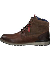 Oliver Pánske členkové topánky Tan 5-5-15227-21-306 6fb50c1a987