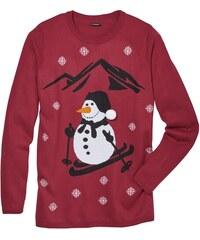 ae1fcd32813 LIVERGY Pánský vánoční svetr