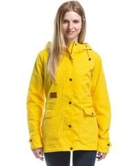 Meatfly Dámska bunda Victory 2 Jacket C Yellow 47438e8d8d1