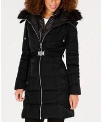 Dámská bunda Guess Puffer Jacket černá S acd87fecdf4